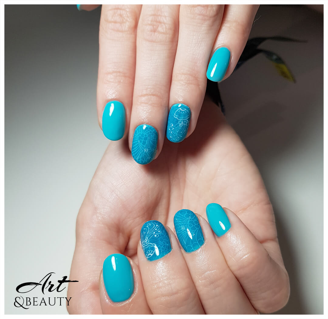 stylizacja manicure poznań